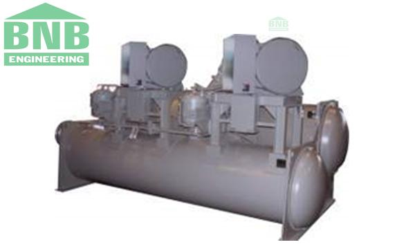Dual Compressor Centrifugal